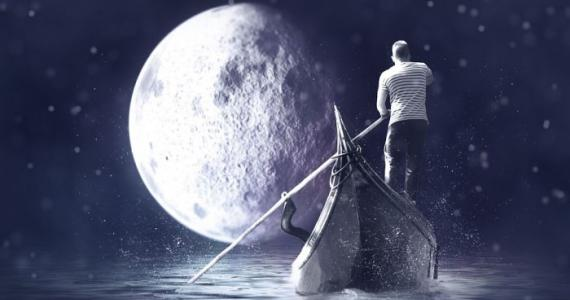 Five ways how to use the energy of full Moon