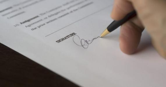 Signature can reveal a lot about your personality