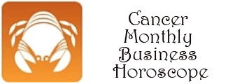 Cancer Business Horoscope