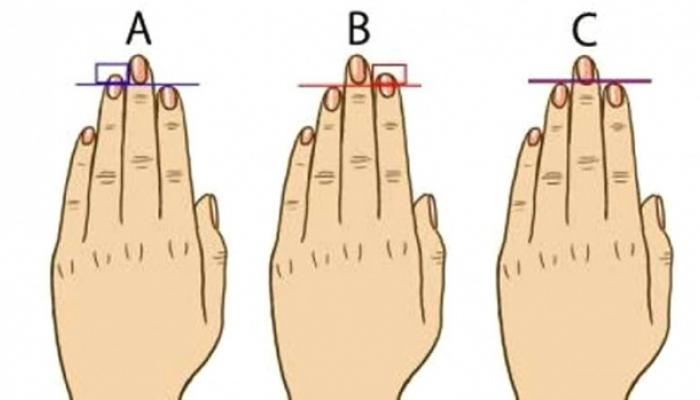 LENGTH IS IMPORTANT: Find Out What Your Finger Length Reveals About You!