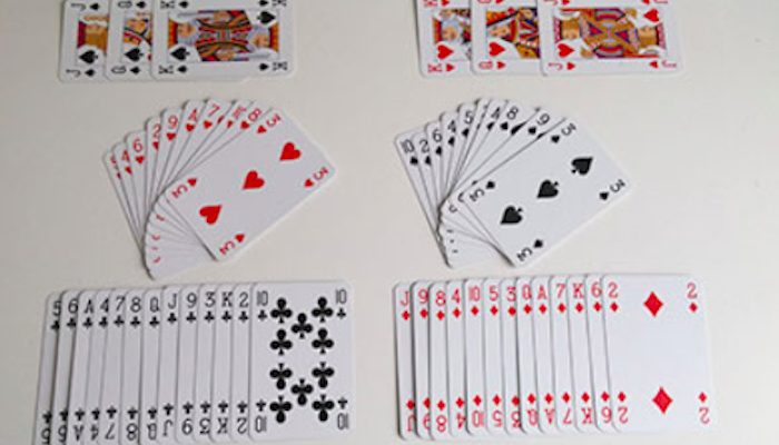DECK OF CARDS HAS HIDDEN MEANINGS: Number, sign and color of each card is there for a specific reason