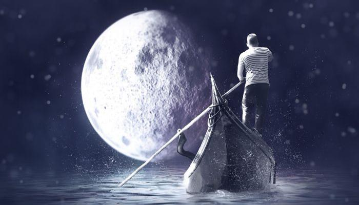 The energy of full Moon: It can increase your level of positive energy, and it can stir your emotions