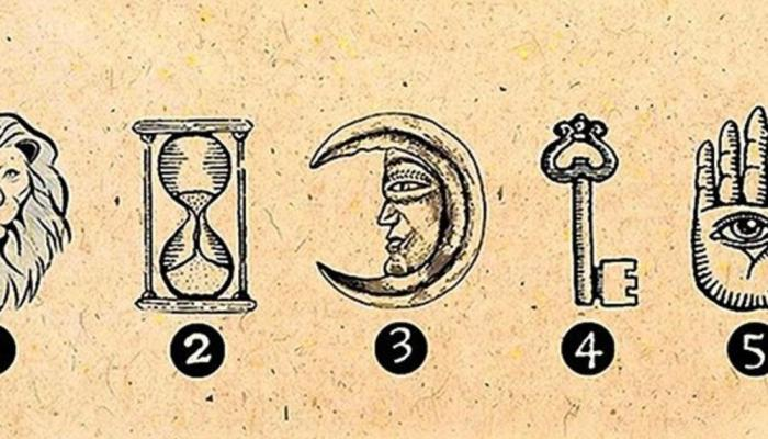 CHOOSE AN ANCIENT SYMBOL: And find out if BETTER times are coming!