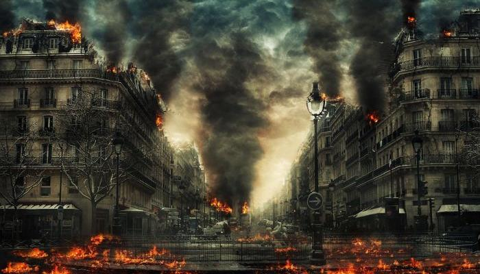 The End of the World: What the last moments in each sign's life would look like?